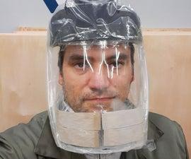 Anti Virus Mask for Doctors