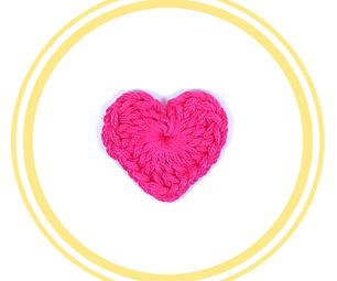Crochet Heart #1 (small)