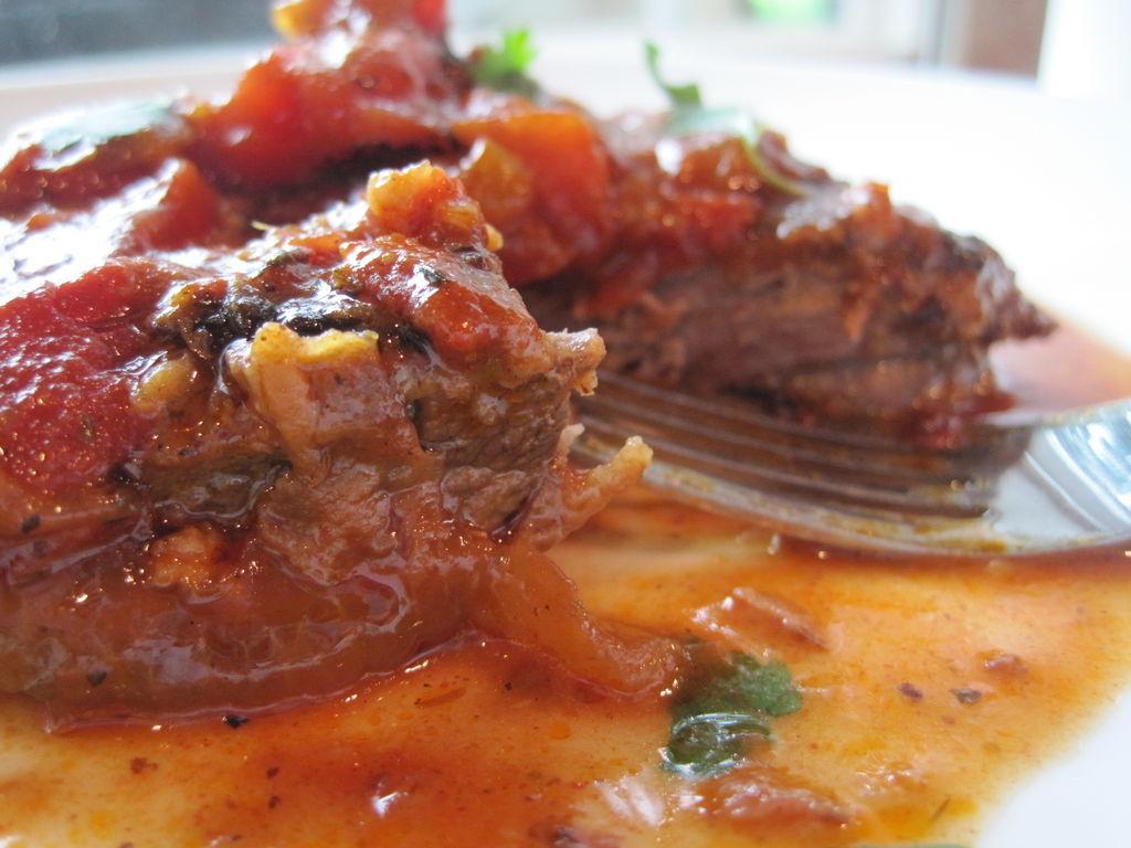 Swiss Steak Recipie