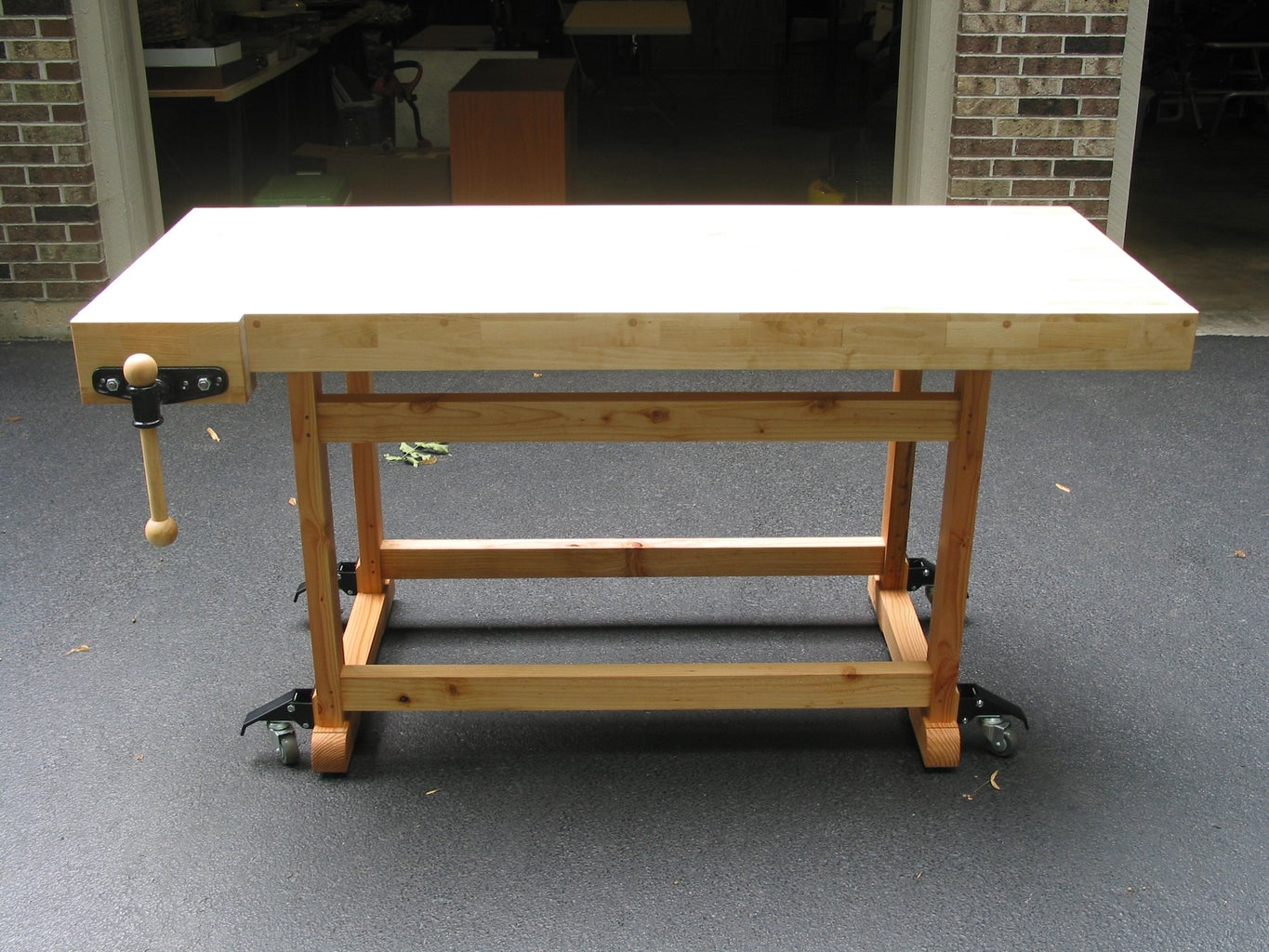 Using Basic Tools to Build This Project