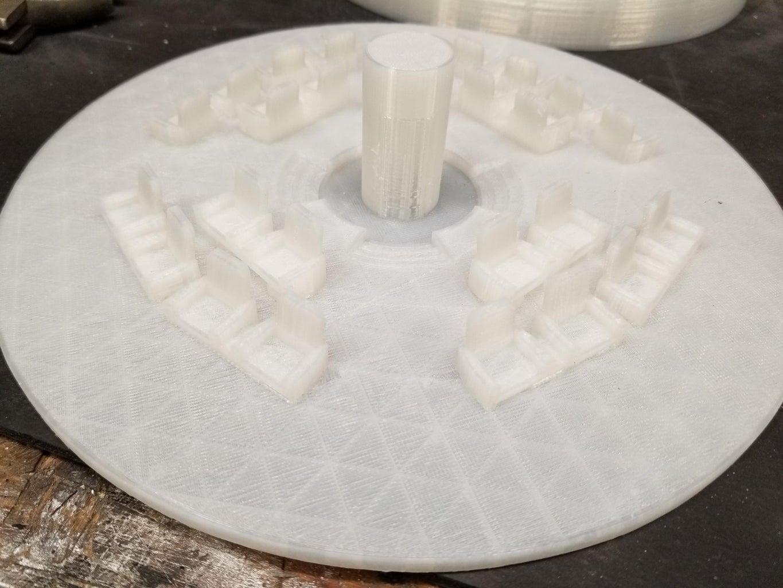 Print & Process the 3D Parts