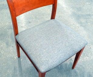 重新铺一个椅垫
