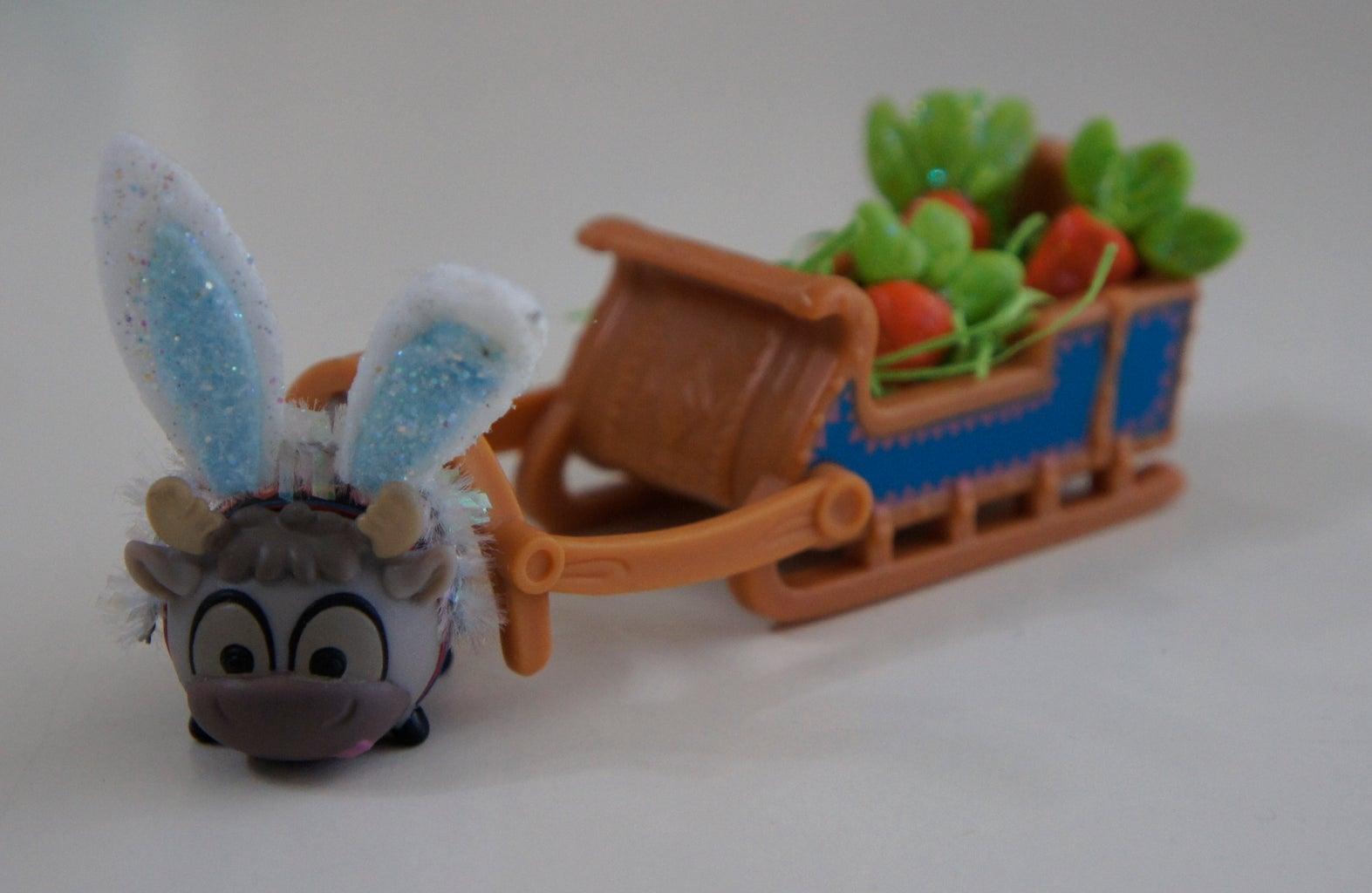 Tsum Tsum Crafts - Bunny Ears
