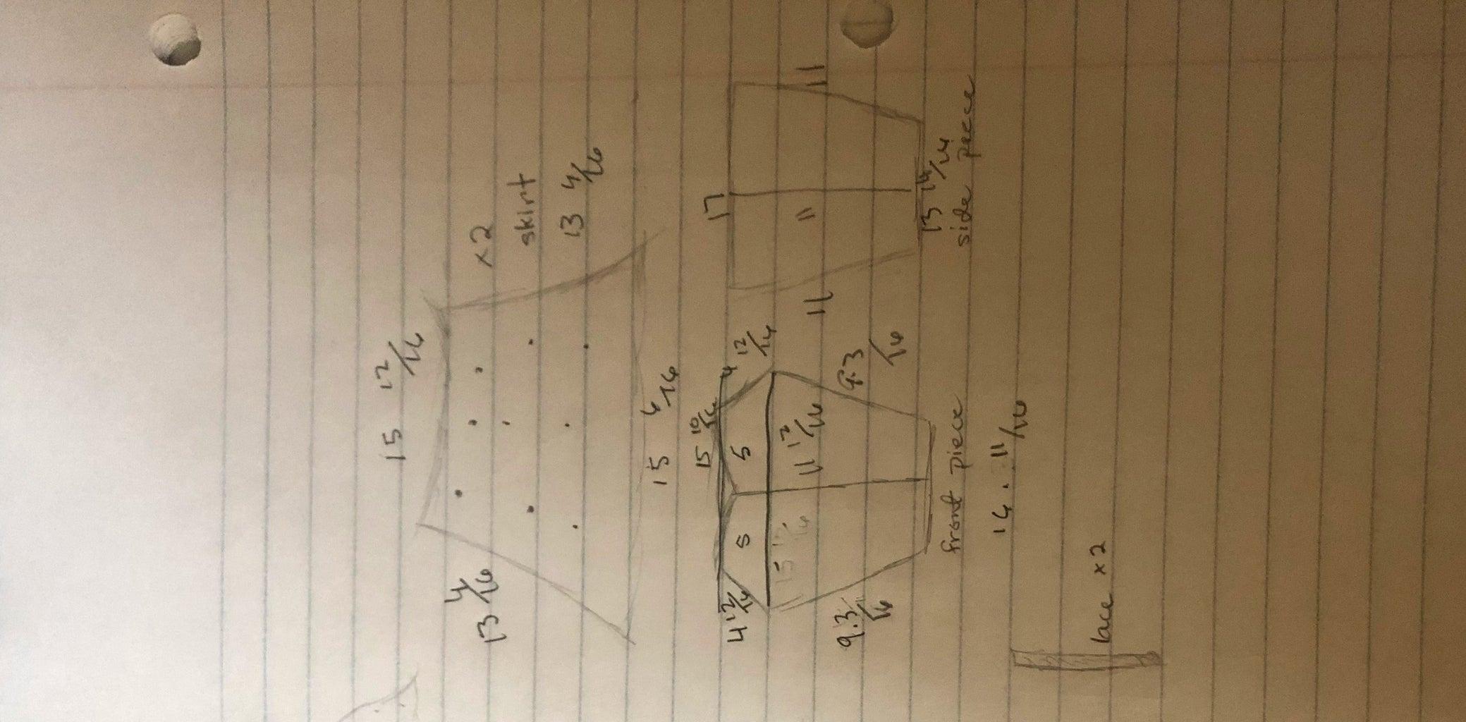 Step 2: Measurements