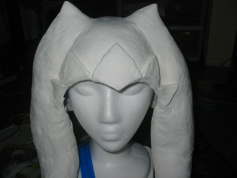 Creating the Headpiece
