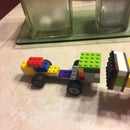 LEGO Car That Moves With Magnets