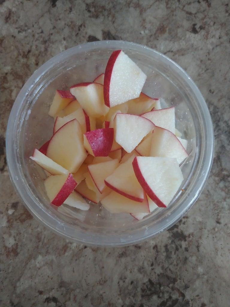 Add in Half Apple