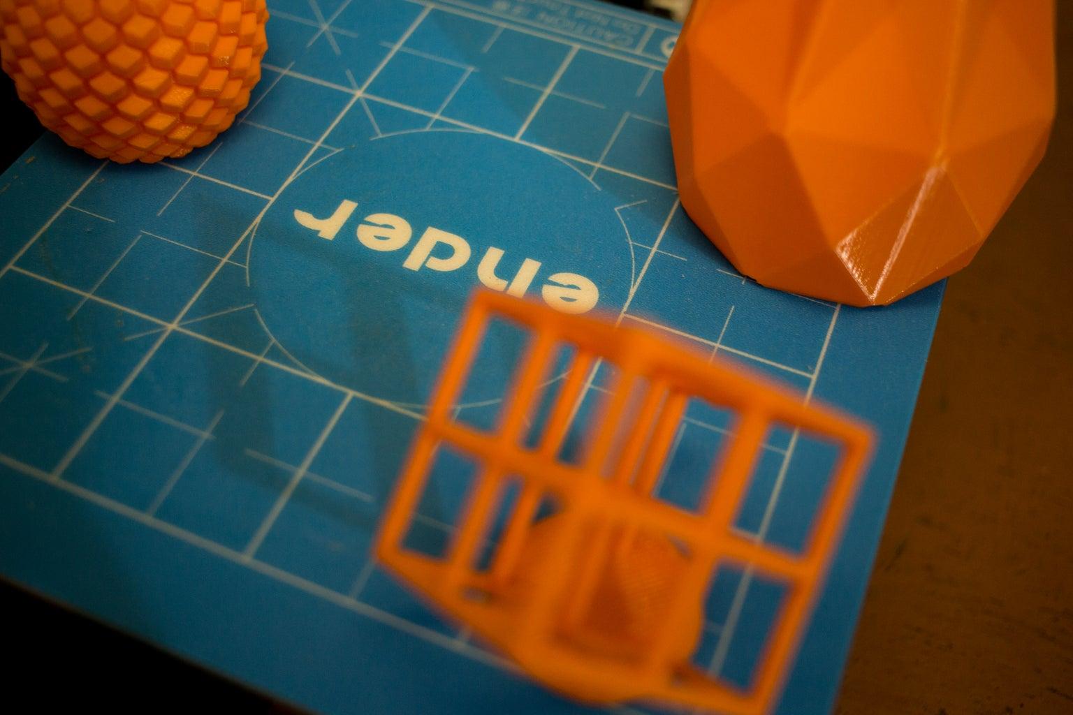 Starting 3D Print
