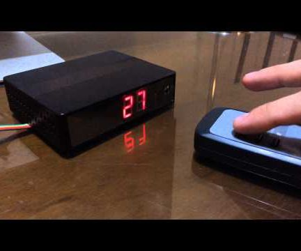 Remote Volume Control for old stereo amp