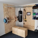 Functional Corner Home Gym
