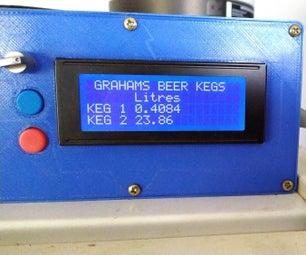 Beer Keg Scales