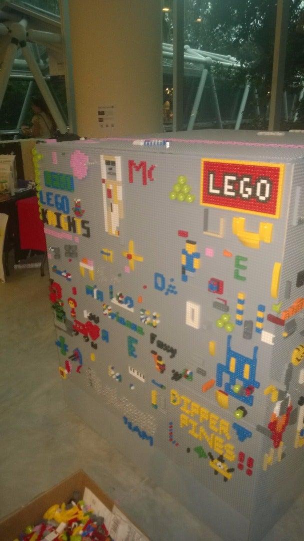 Just Add LEGO