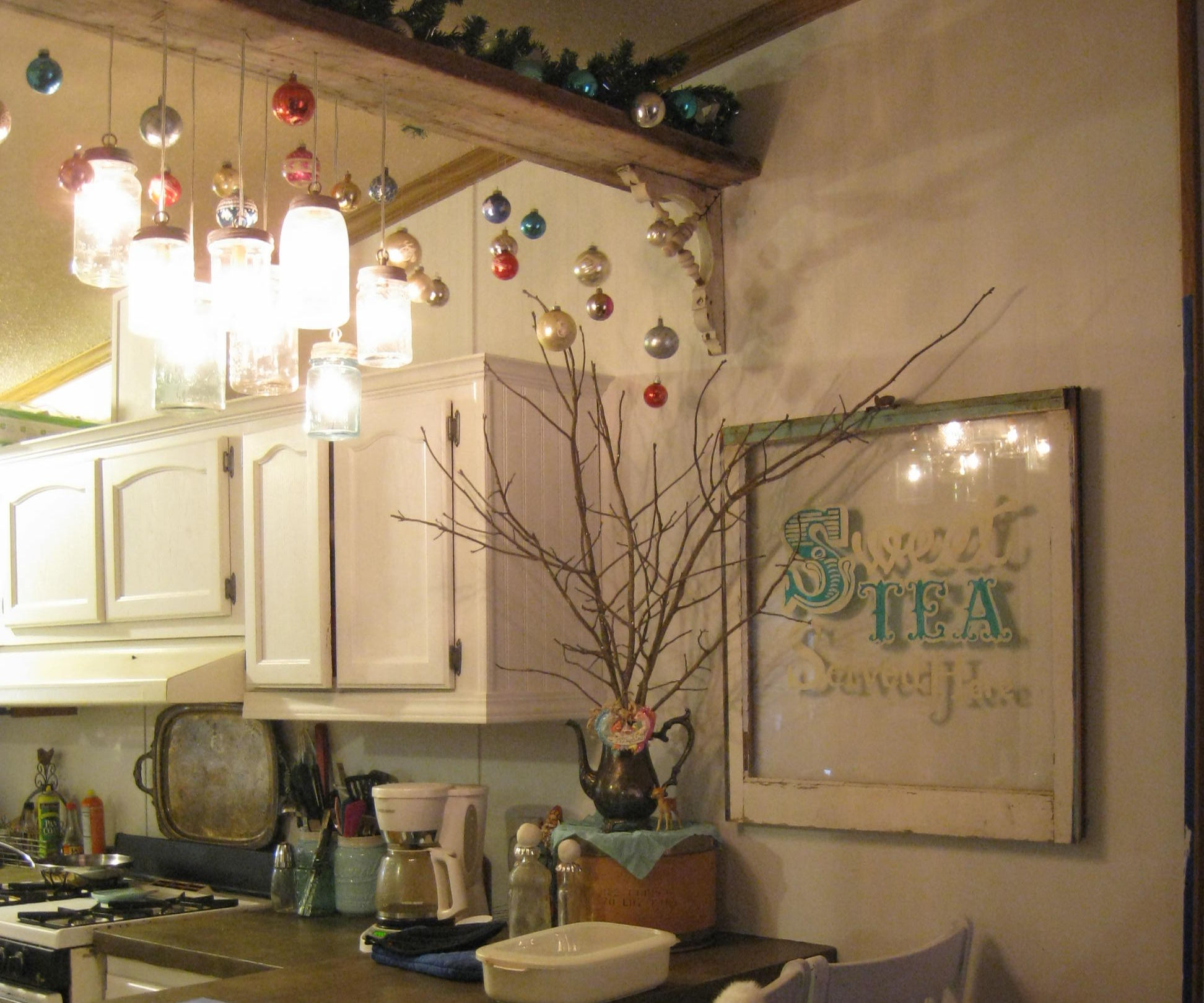 All That And A Can Of Paint! - Kitchen Makeover & More...