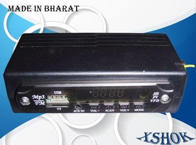 Make a Simple Audio Amplifier