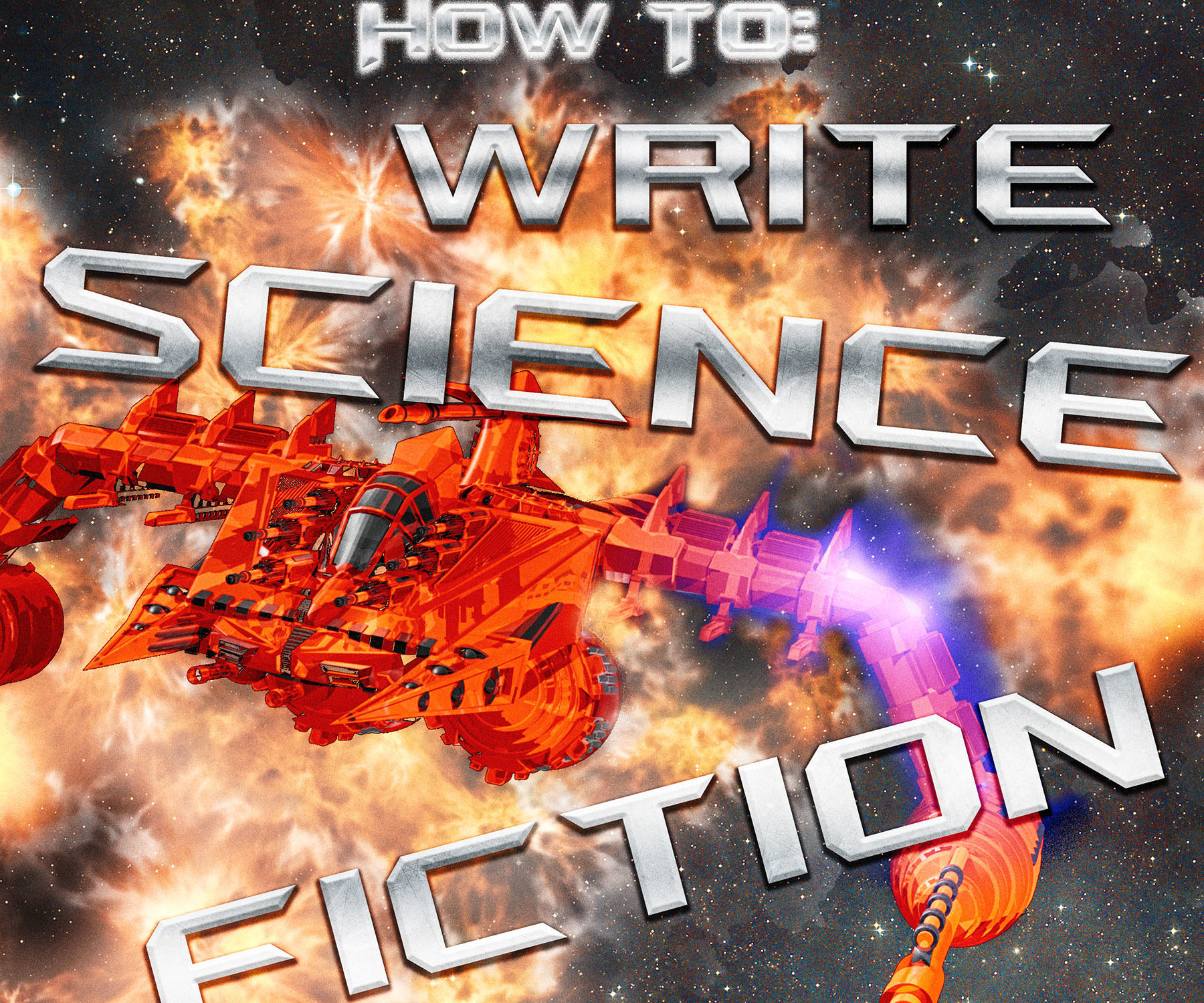 Write a Science Fiction Novel