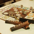 Holiday gift - Korean board game, 'Yut-no-ri'
