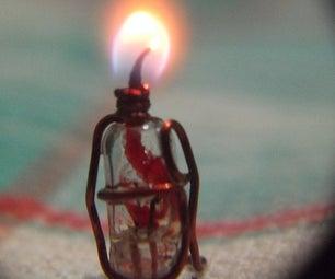 Micro Oil Lamp