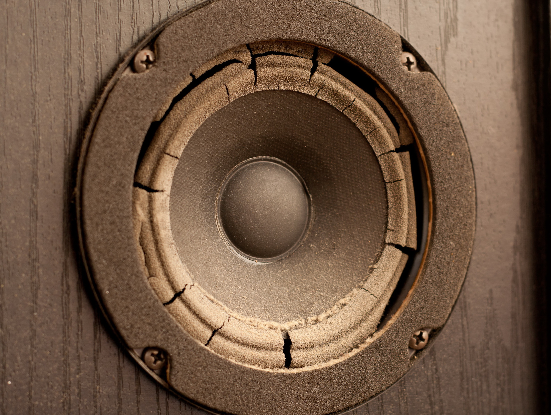 re-foam your old speakers
