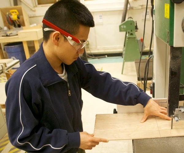Safety Glasses Pencil Clip