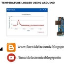 IoT project: Temperature logger using arduino, lm35, sim900 and thingspeak