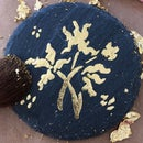 Gilded Botanical Coasters