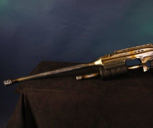 Heavy Nerf Conversion to Tactical Shotgun