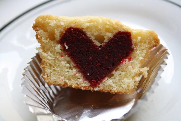 Secret Message Cupcakes!