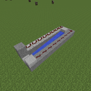 A simple and effective Minecraft cannon