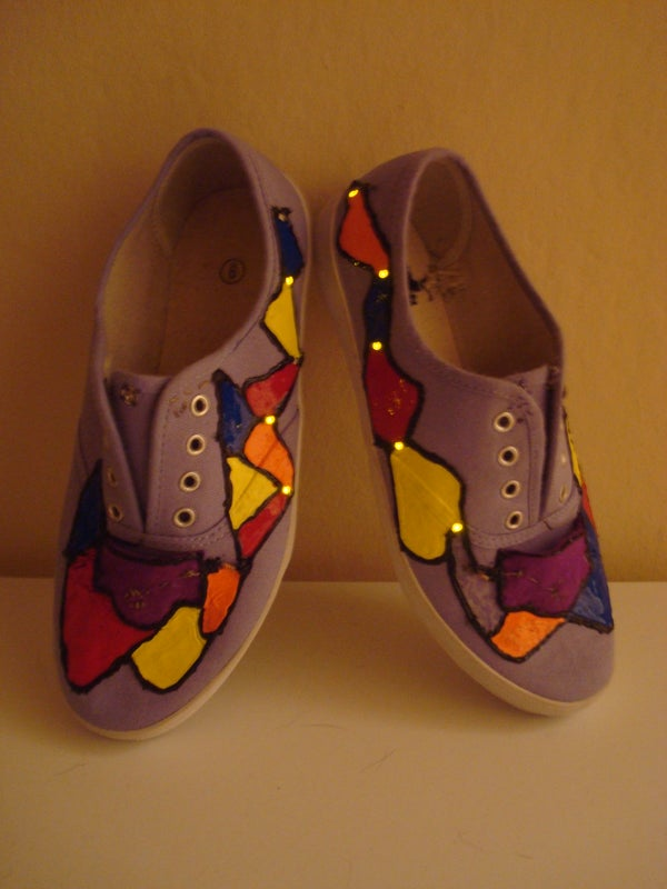 LED Shoes - Illuminate Your Feet
