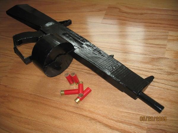 UPDATED: AA-12 Shotgun! New Video!