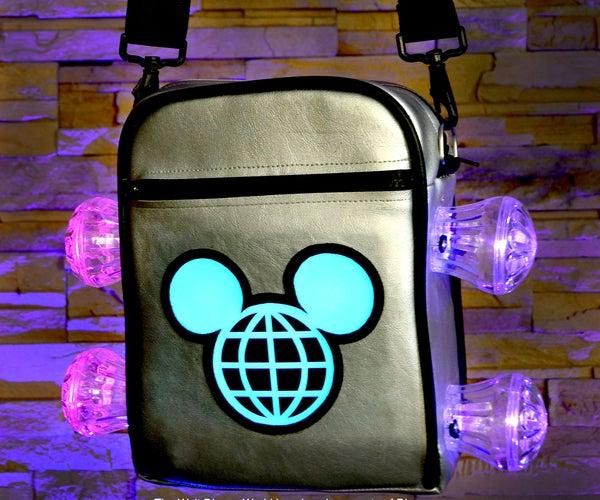 Custom Disney World Bag Featuring Made With Magic Technology