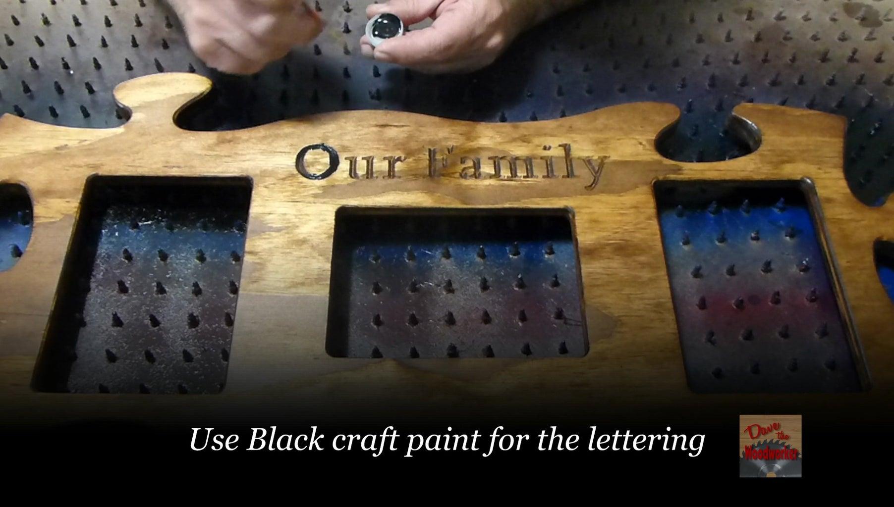 Paint Lettering
