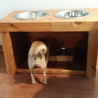 Doggy Dining Table