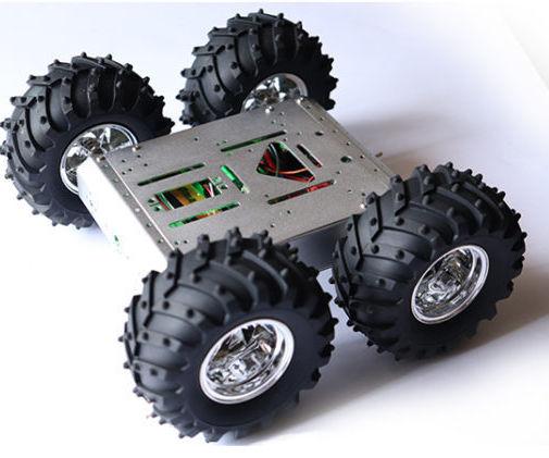 Wireless Arduino Robot Using HC12 Wireless Module