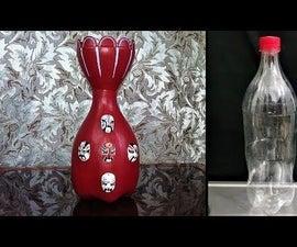 How to Make Vase From Plastic Bottle