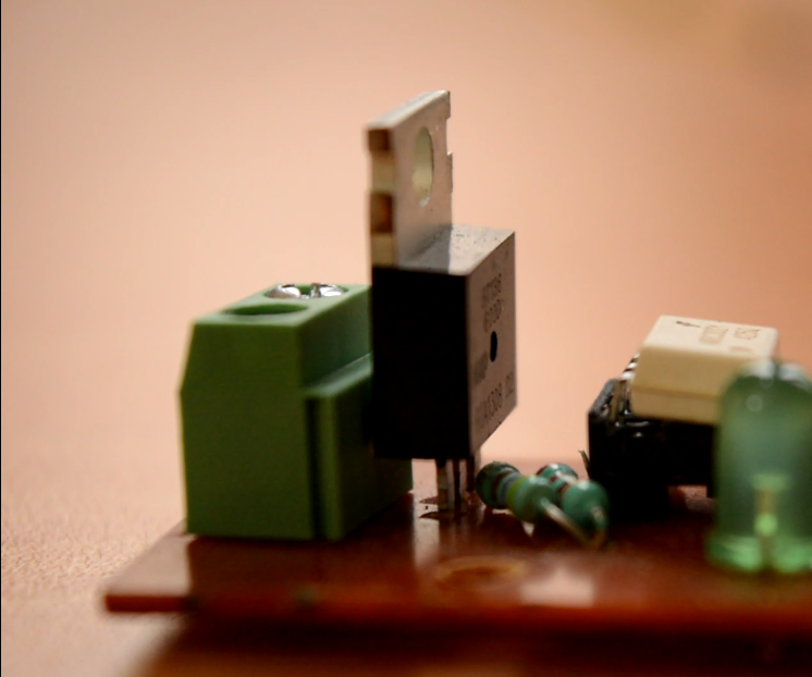 DIY Solid State Relay