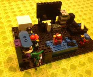 Ultimate Lego Man Cave