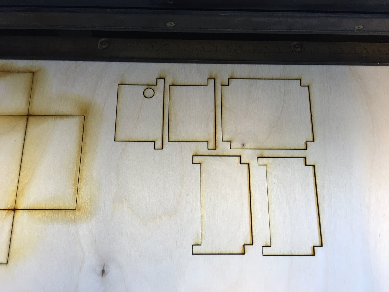 Plywood Part Assembly