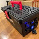 Fast Charging Portable Power Station