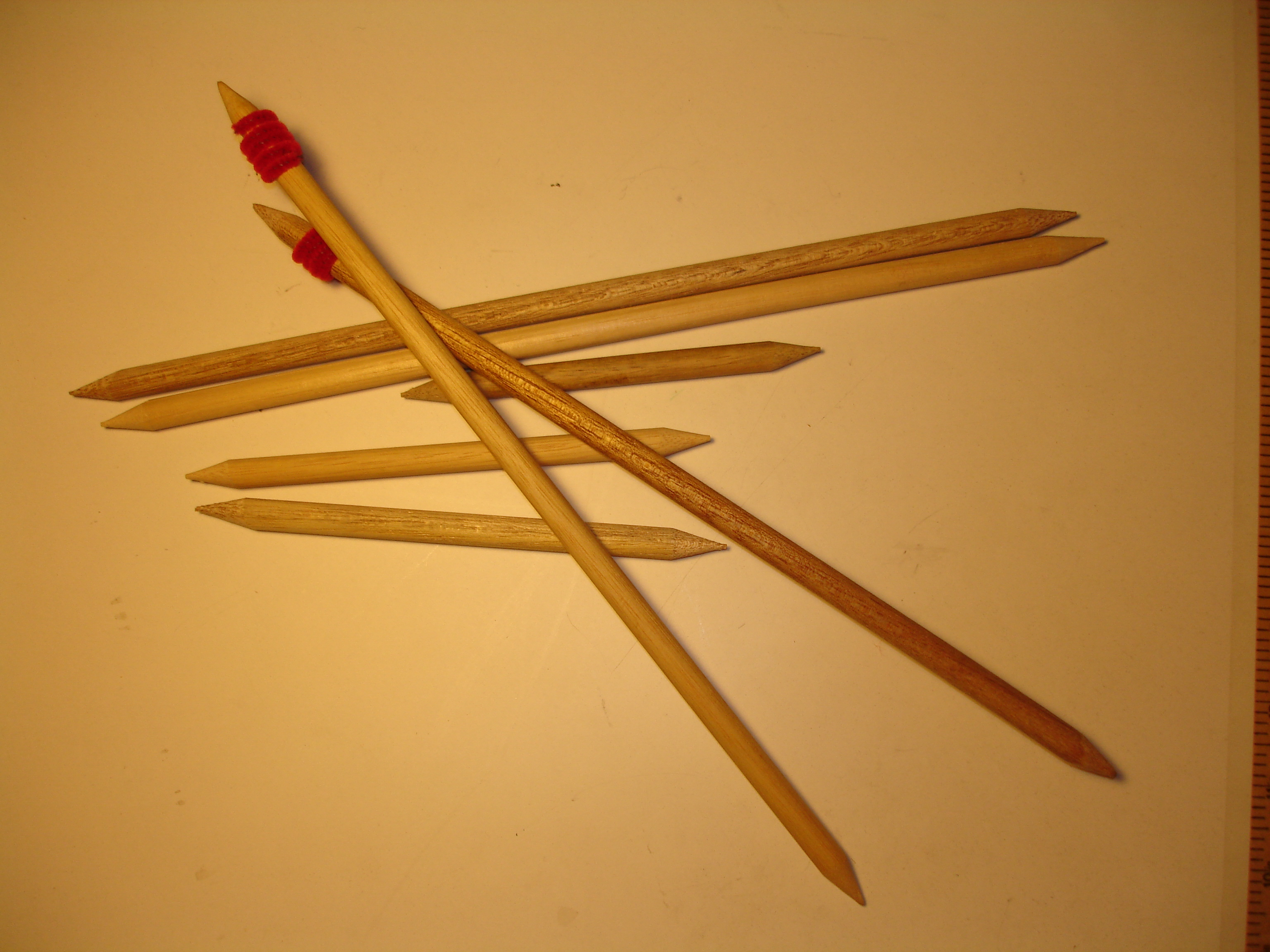 Knitting Needles On A Budget