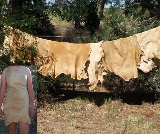 Making Buckskin