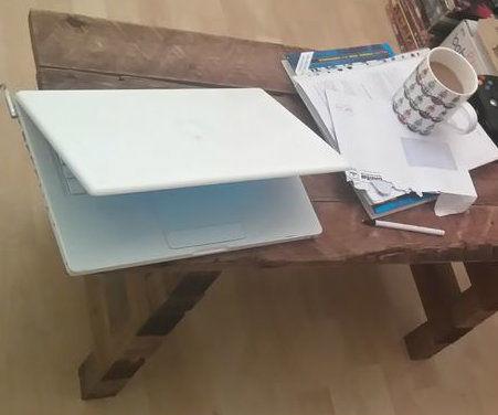 Scrap Wood Coffee Table