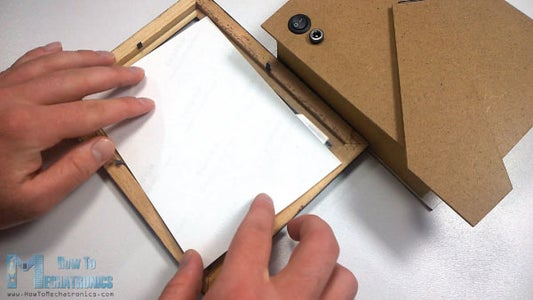 Cover Box for the Electronics