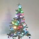 Color-changing RGB Christmas Tree Lights