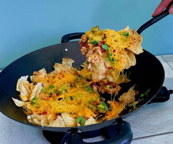 Southwestern Wok Dinner