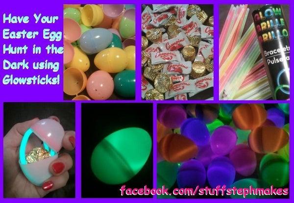 Glow in the Dark Easter Egg Hunt!