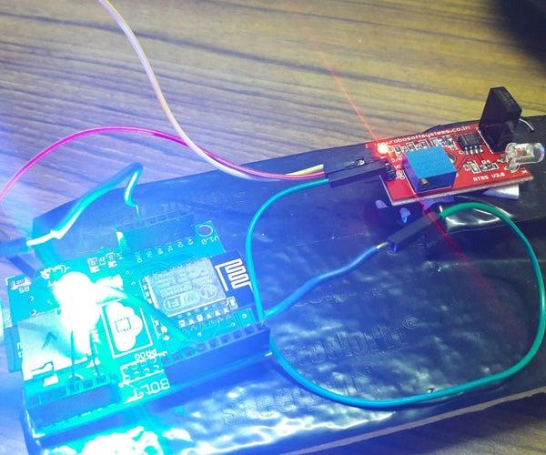 Smart Switch (using BOLT IOT)