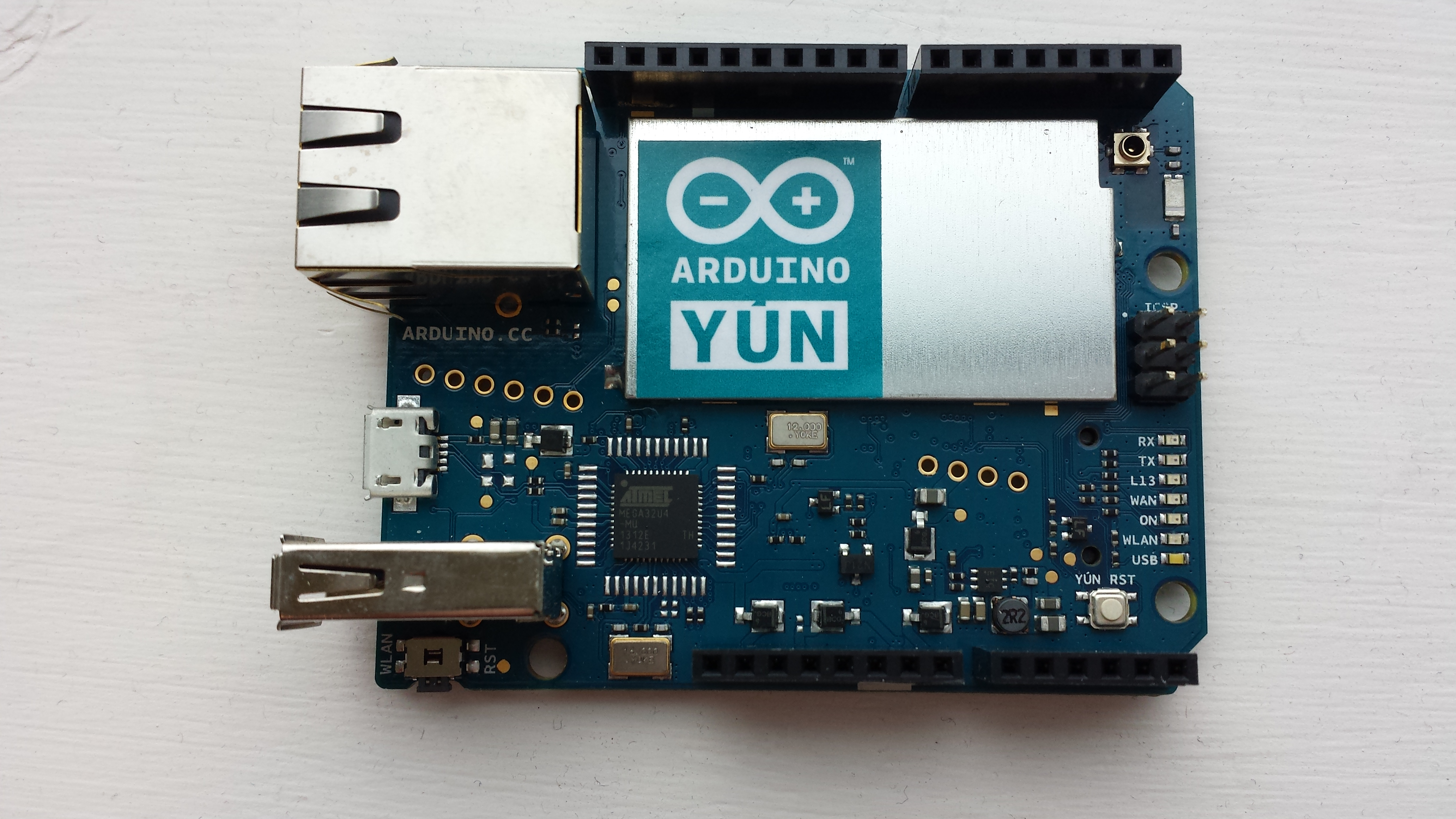 Yun based Electricity Monitor with Cloud Support / Temboo and Google Drive