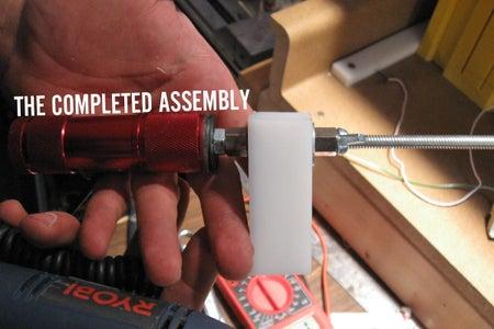 Handle/Electronics: Mechanicals 2.