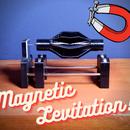 Magnetic Levitating Turbine - Tinkercad